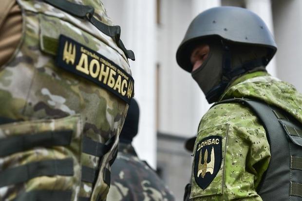 Полиция проводит обыски бойцов батальона «Донбасс» в Львовской области