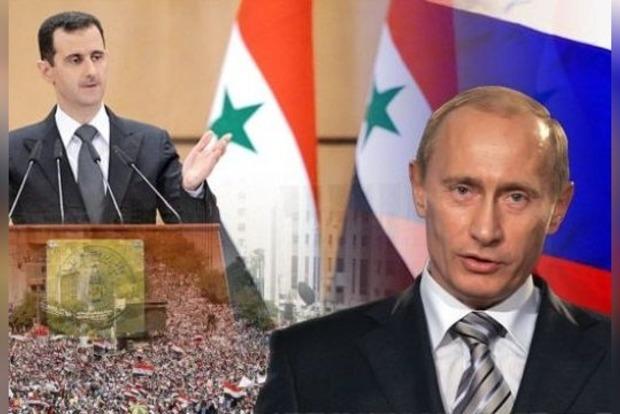 Путин ненадолго прекратит бомбардировку Алеппо