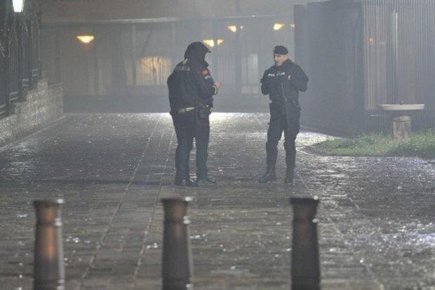 Около нашего посольства вПодгорице произошел небольшой взрыв— Госдеп США