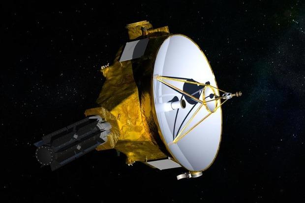 Зонд NASA достиг границы Солнечной системы