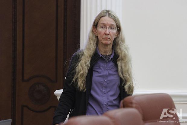 Супрун пригрозила крупными проблемами из-за своей отставки