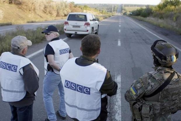 ОБСЕ присоединилась к переговорам с боевиками о прекращении огня на Пасху