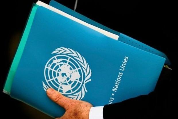 Украина внесла в ООН новую резолюцию по правам человека в оккупированном Крыму