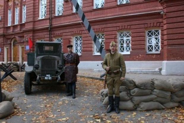 В вузе Харькова прекратили съемки скандального фильма об НКВД