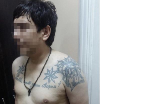 В Киеве задержан грузинский криминальный авторитет Папуна