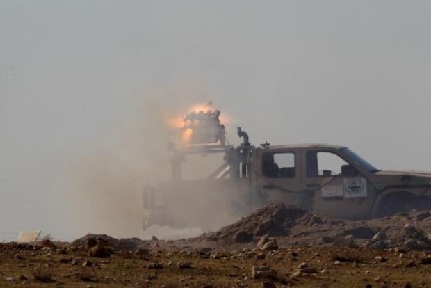 Армия Ирака начала вторую фазу штурма Мосула