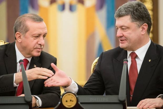 Зустріч президентів України і Туреччини відбудеться 9 жовтня