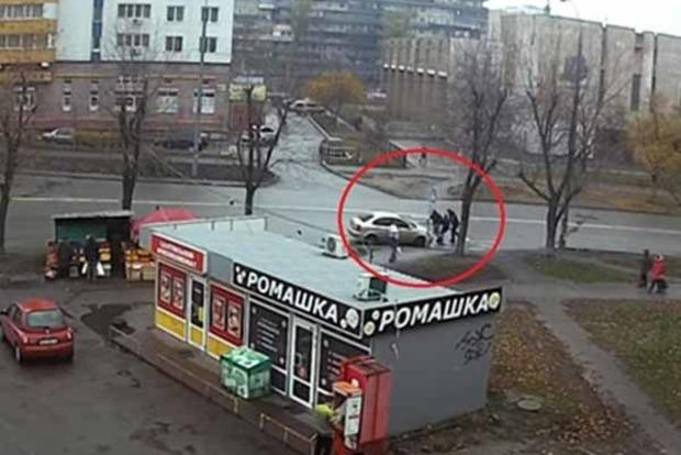 «Это было задержание»: вполиции прокомментировали «похищение» женщины вКиеве
