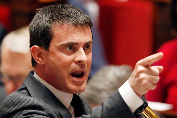 Премьер Вальс: Теракты в Париже спланировали в Сирии