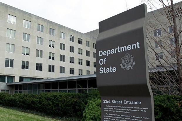 Госдеп считает законным закрытие дипмиссии России в США