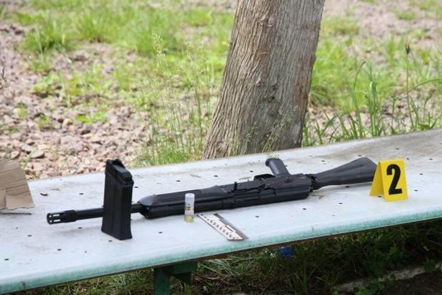 В Дрогобыче  стреляли в детском саду