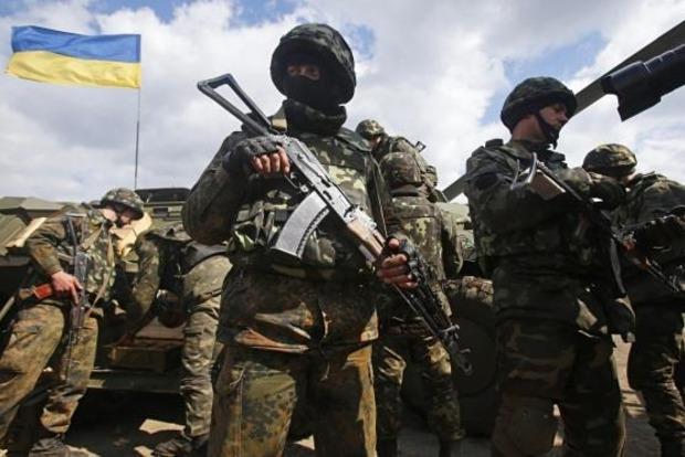 Провокация боевиков на Донбассе: ранен боец ВСУ