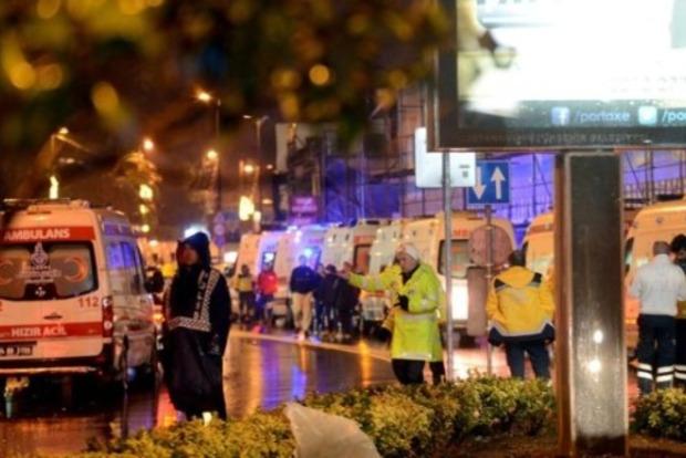 Стрельба в Стамбуле: в совершении теракта подозревают гражданина Узбекистана или Кыргызстана