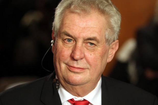 Президент Чехии предложили разобраться с КНДР путем ликвидации Ким Чем Ына