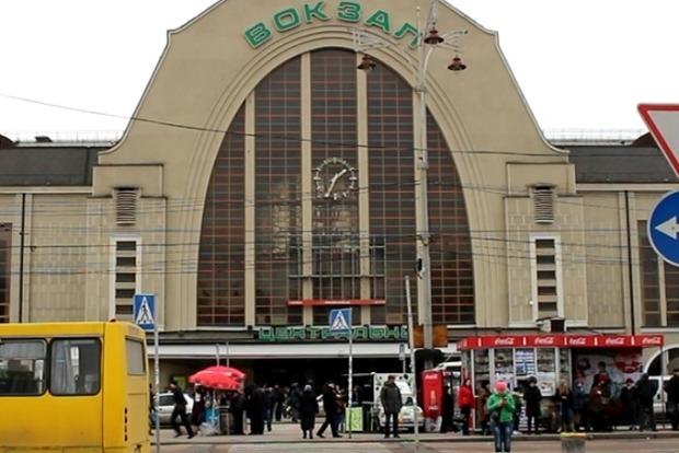 Полиция Киева задержала грабителя на территории железнодорожного вокзала