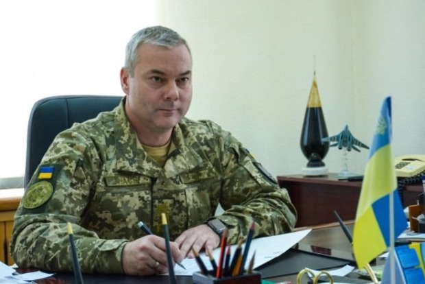 Наєв сказав, яке завдання по Донбасу йому поставив Порошенко