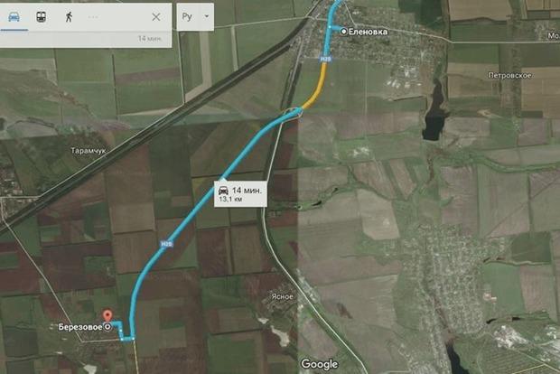 В Донецкой области женщина подорвалась на растяжке