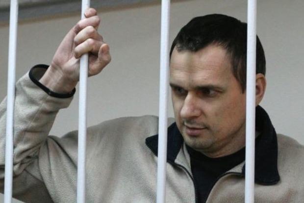 Адвокат: Вукраїнського політв'язня Сенцова виникли проблеми зсерцем