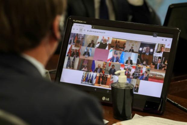 Саммит G20 пройдёт в виртуальном формате
