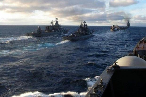 Весь состав ВМСУ выходит в море. В Украине могут ввести военное положение