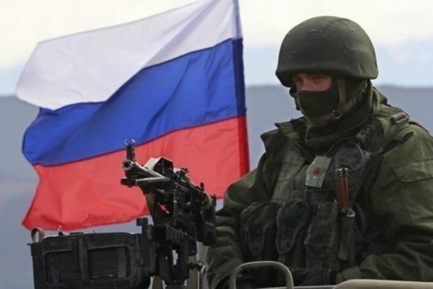Генштаб ВСУ: В «командировке» на Донбассе находится 6 тыс. военных ВС РФ