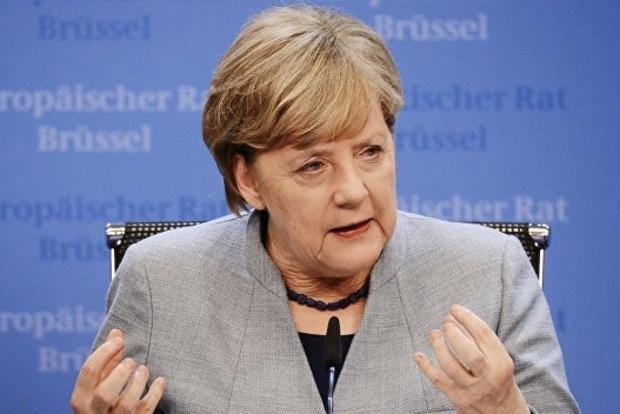 Меркель звинуватила Кремль у розпалюванні воєн в пострадянських країнах