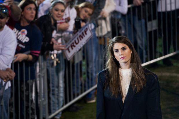 Пресс-службу Белого дома возглавила 28-летняя модель