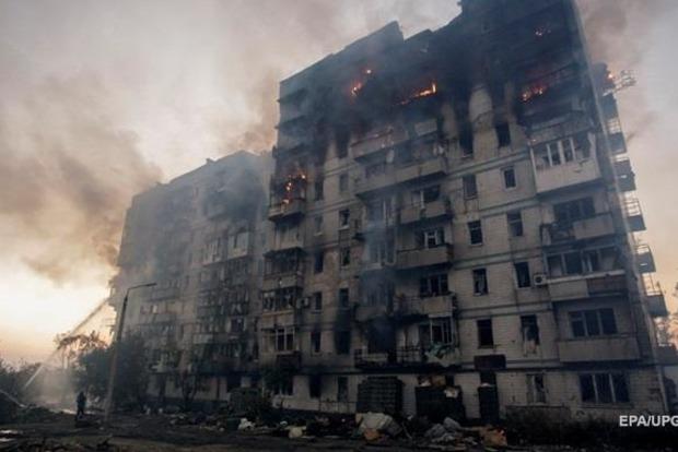 Полторак: Вариант силового возвращения Донбасса не рассматривается