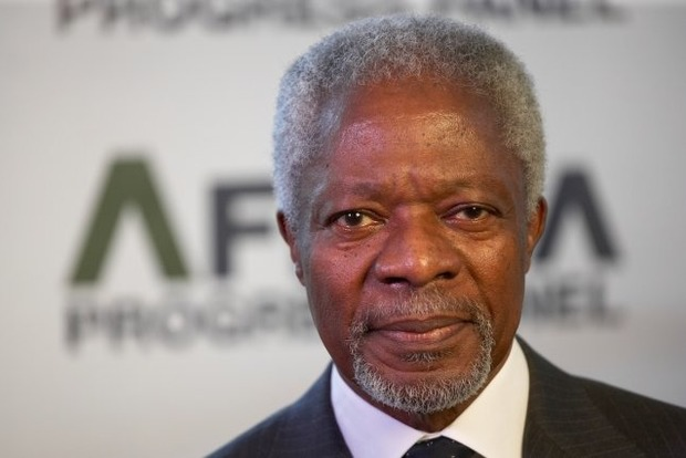 Умер легендарный генеральный секретарь ООН Кофи Аннан