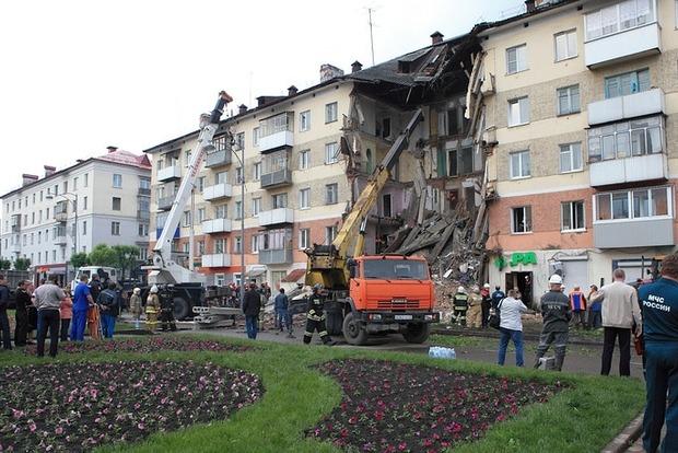 В России решили не восстанавливать обрушившийся многоэтажный дом