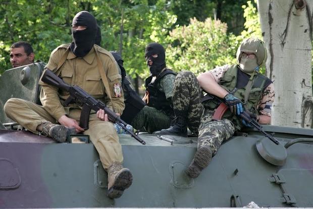 Боевики 26 раз обстреляли позиции сил АТО