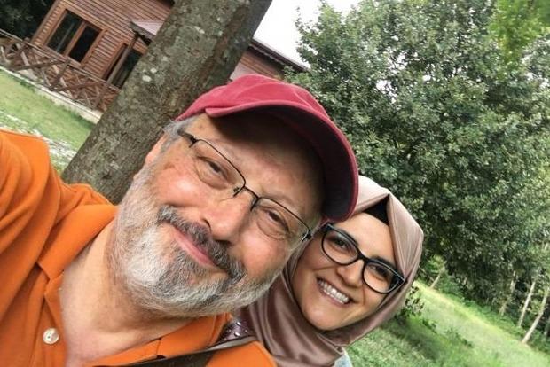 Невесту жестоко убитого журналиста Хашогги взяли под охрану