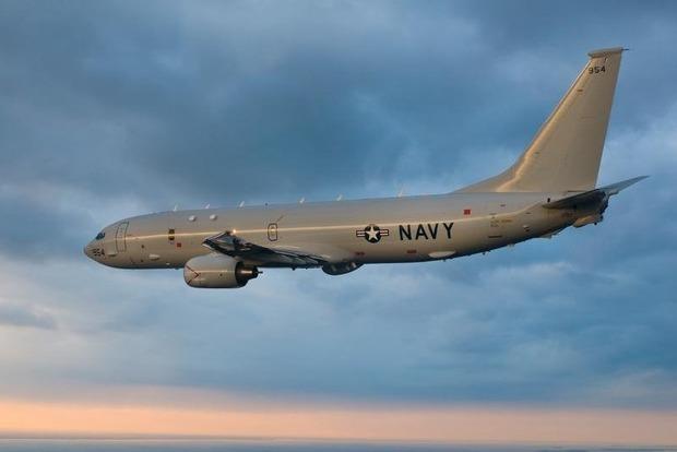 Самолет ВВС США провел разведку над Черным морем