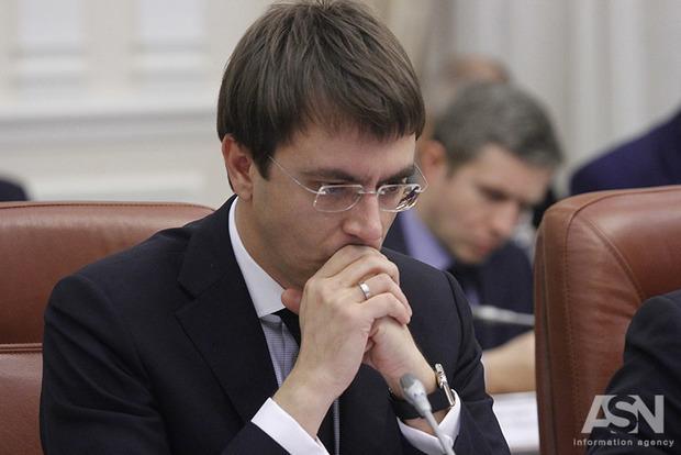 Не тронули носки и книги: Суд арестовал имущество министра инфраструктуры