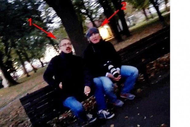 СМИ опубликовали фото российских ГРУшников, курировавших неудавшийся госпереворот в Черногории