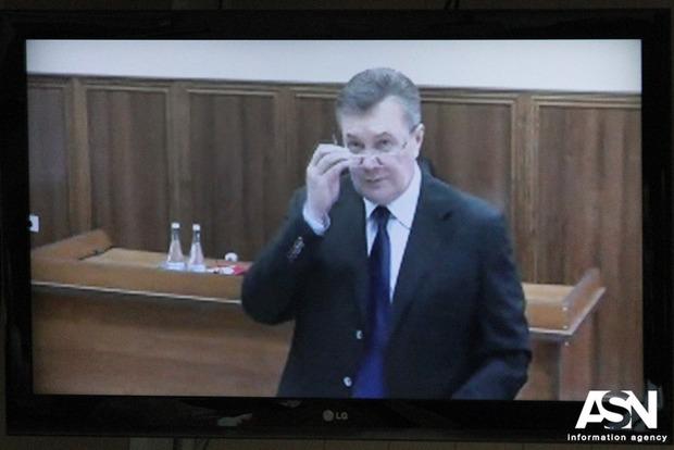 ГПУ вручит беглому Януковичу уточненное подозрение в госизмене