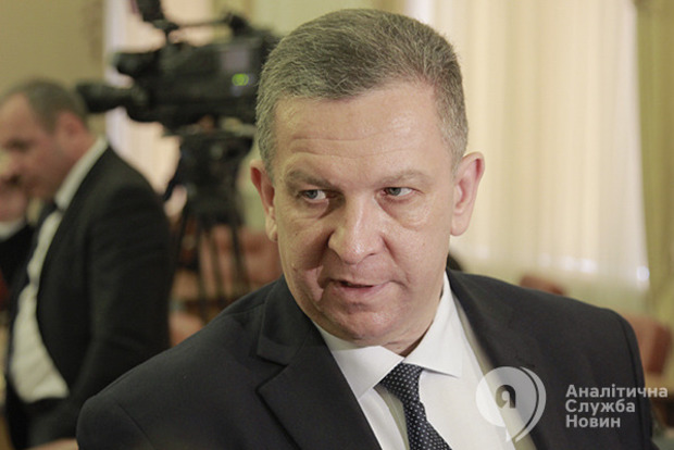 Рева ответил обществам ветеранов и участников АТО, требующим его отставки