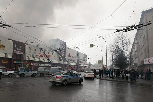 Количество погибших в Кемерово возросло до 48 человек