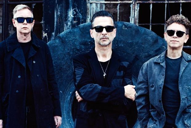 Depeche Mode отменила концерт в Минске из-за заболевшего музыканта