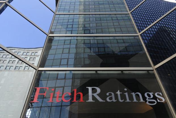 Слабые банки и политические риски:  Fitch оставило рейтинг Украины на уровне B-