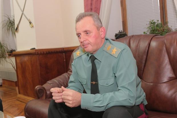 Начальника Генштаба допросили по делу сбитого Ил-76 около Луганска