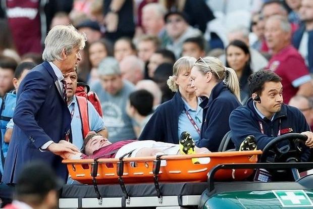 «Вест Хэм»: Ярмоленко из-за травмы может выбыть на полгода