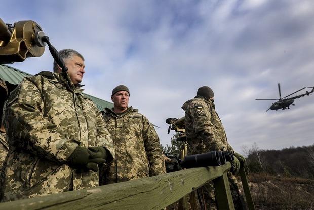 Воєнний стан: Порошенко заявив, коли може бути нова мобілізація