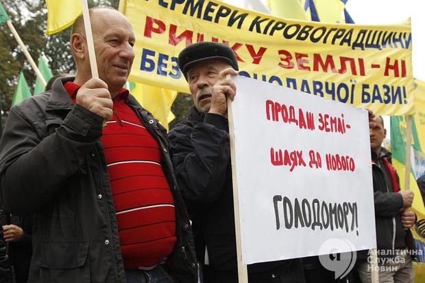 Больше всего рейдерство с землей происходит в Сумской и Киевской областях – Минюст