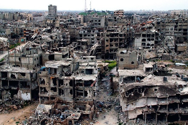 В Сирии погибли более 100 проправительственных военных при атаке коалиции во главе с США