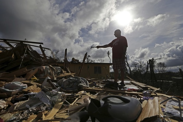 Трамп отказался помогать Пуэрто-Рико, сказав, что остров и так задолжал США