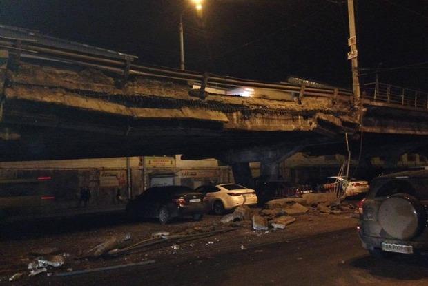 Китай поможет Киеву восстановить Шулявский мост