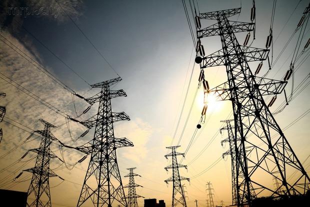 Украина прекратила подачу электричества вДНР