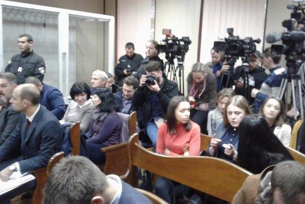 Свидетель Шуляк уклоняется от прямых вопросов из-за «внезапной амнезии»