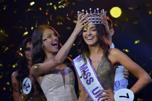 Лишенная короны Мисс Украина-2018 внезапно выразила протест (видео)